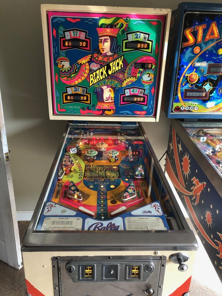 Read more about the article Stern MPU-100 / Bally AS-2518-17 Games
